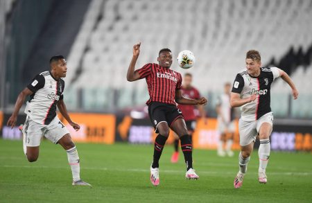 Juventus receive double injury boost