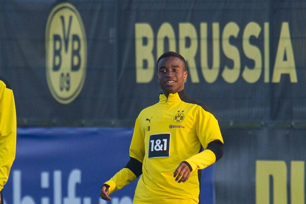 BVB Moukoko Bundesliga
