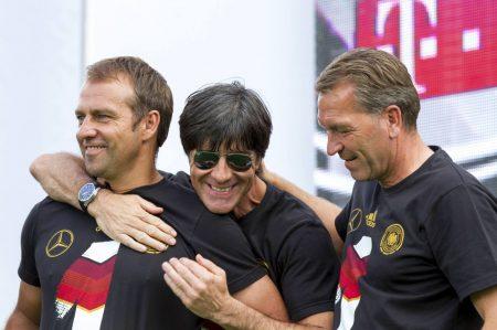Flick, Löw, Bundestrainer, Nachfolger