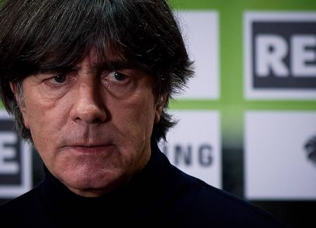 When asked about his future after 6-0 defeat against Spain, Germany coach Joachim Low says he can't answer the question.