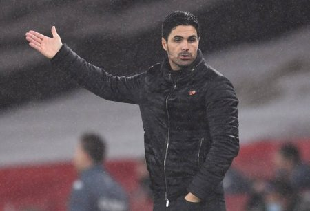 Arsenal boss Mikel Arteta admits that there is some negativity in players following a poor run-of-form in Premier League.
