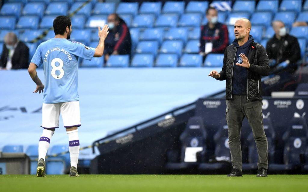 Guardiola Manchester City Transfers