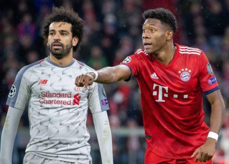 Alaba Liverpool Transfer