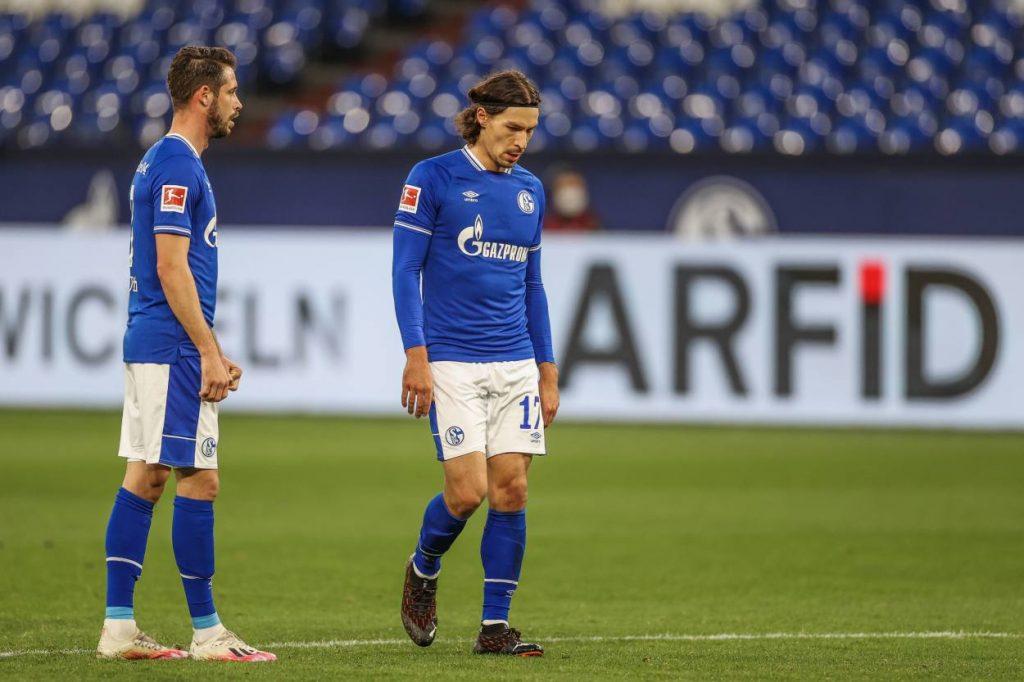 Schalke Bundesliga Rekord Stambouli