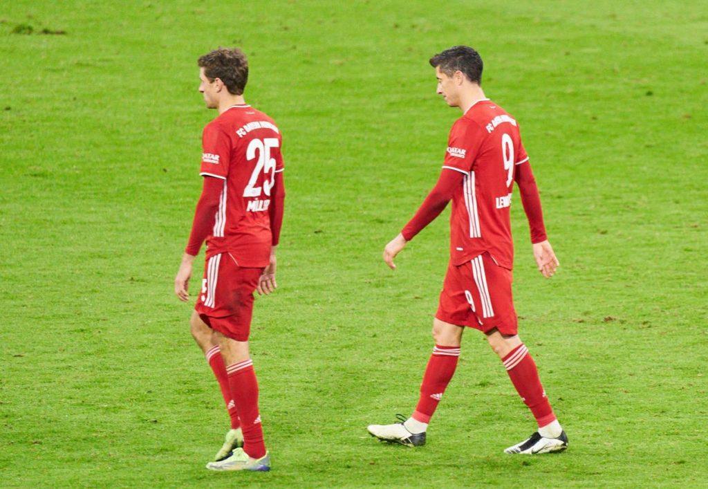 Bayern Alaba Flick