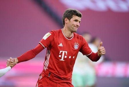 Thomas Müller Bayern Nationalmannschaft