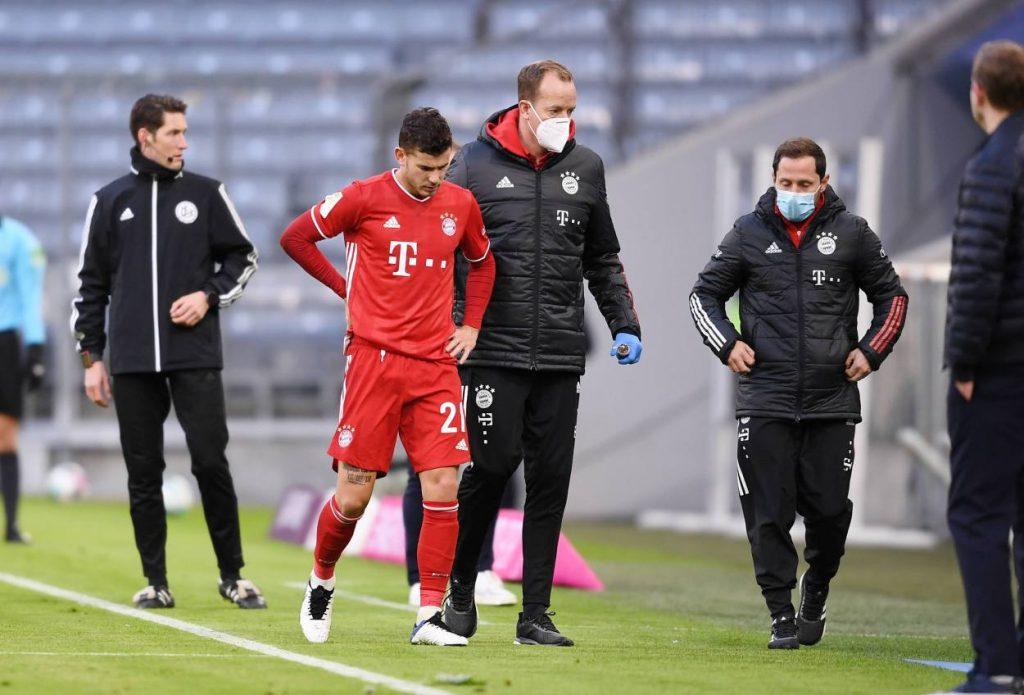 Hernandez, Bayern