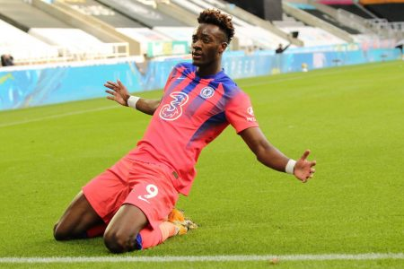 Tammy Abraham scored again as Giroud continues to be on the bench