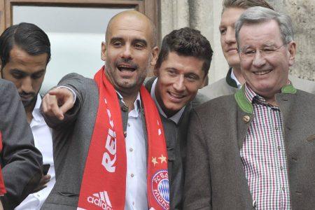 Guardiola, Bayern