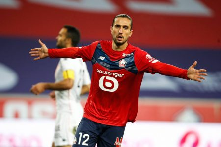 Yusuf Yazici scored twice as Lille climb second in Ligue 1 standings with a comfortable 4-0 win over Lorient.