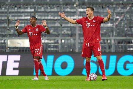 Bayern Abwehr Umbau