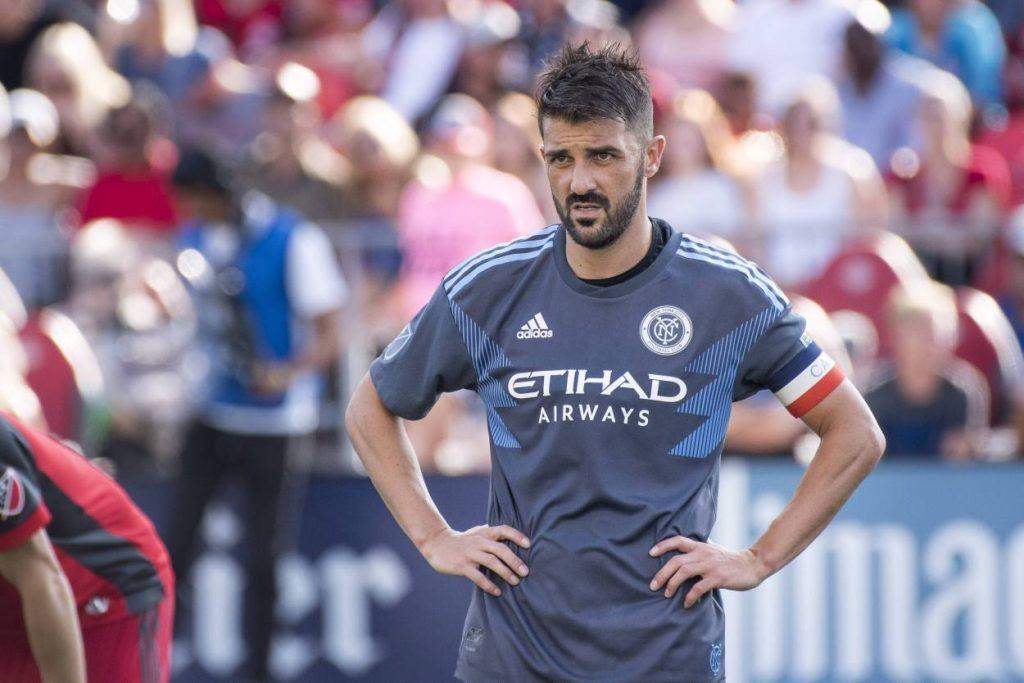 Villa, New York City FC