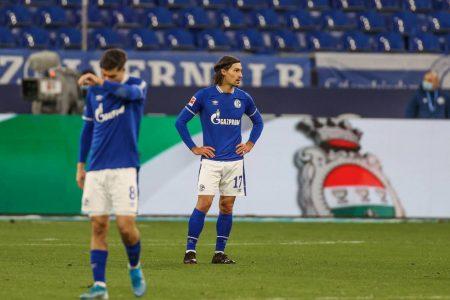 Stambouli, Schalke