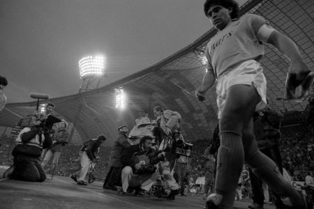 Diego Armando Maradona tot