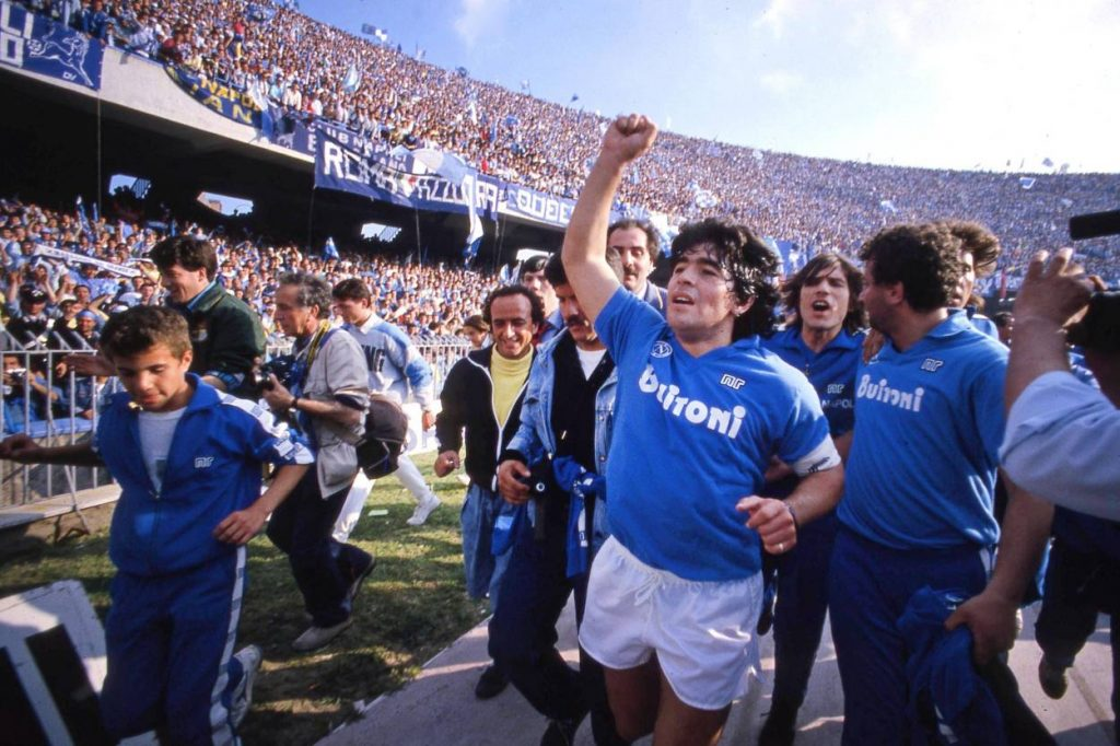 How Real Madrid almost signed Maradona