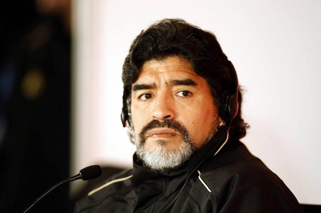 Diego Maradona's inheritance