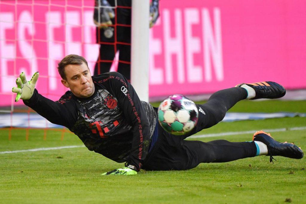 Manuel Neuer, Bayern