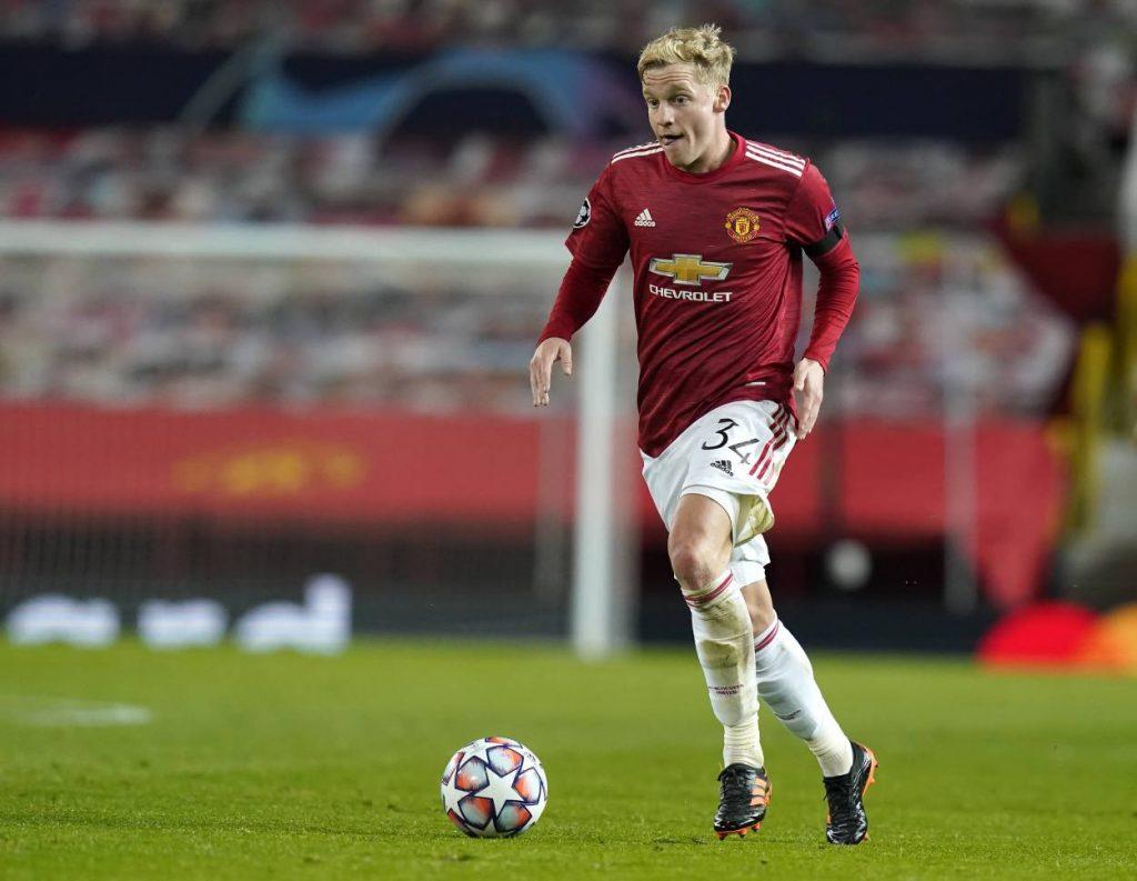 Will Donny van de Beek leave Man Utd this summer?