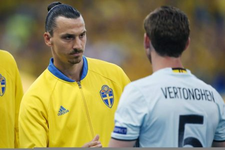 Ibrahimovic Nationalmannschaft Comeback