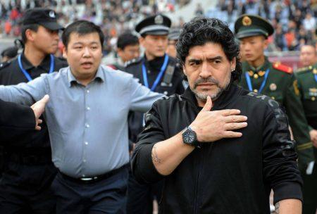 Diego Maradona Geld