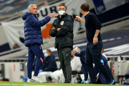 Jose Mourinho is eyeing first PL win over Frank Lampard