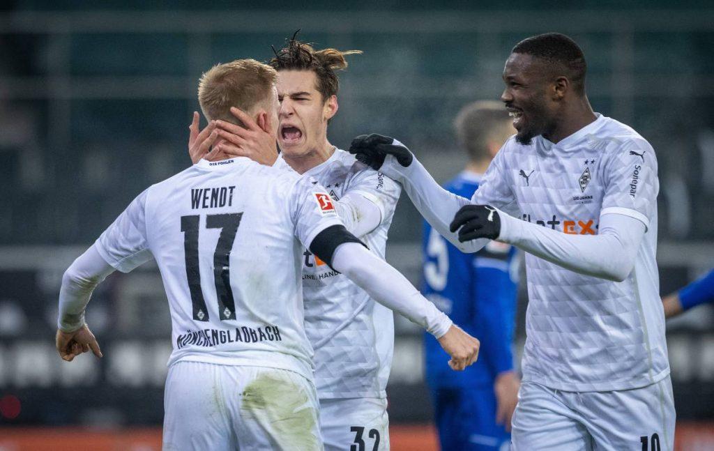 Florian Neuhaus Bayern Transfer