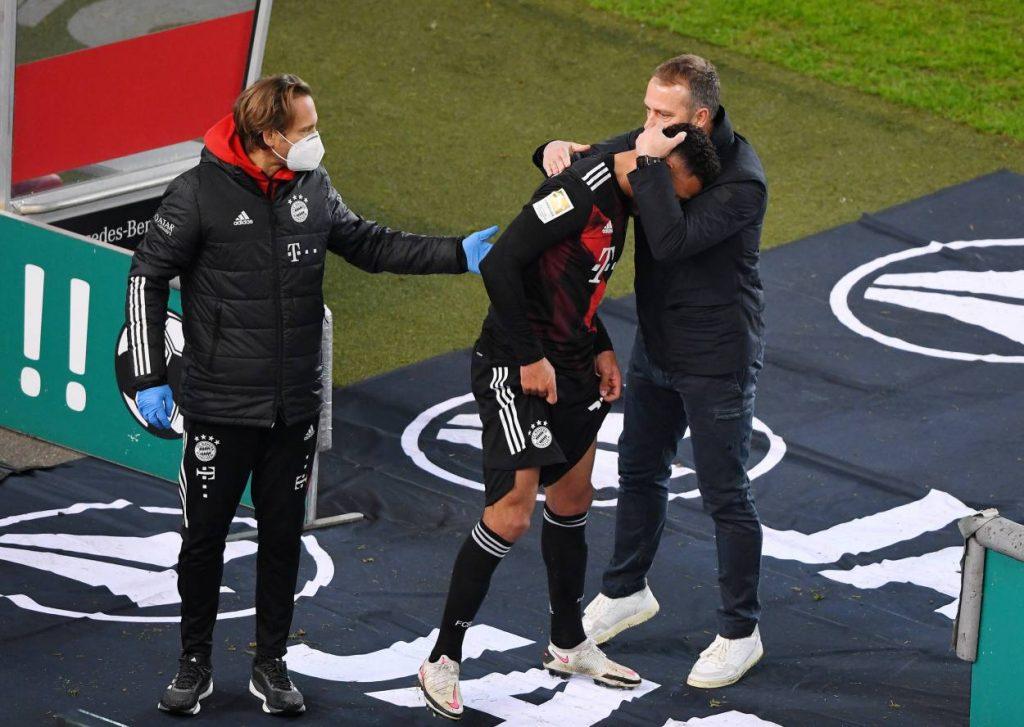 Tolisso, Flick, Bayern Verletztenliste
