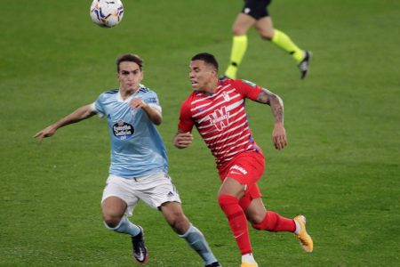 Fran Beltrán on target as Celta Vigo came from behind to beat Granada. The win has lifted Celta to 18th in La Liga.