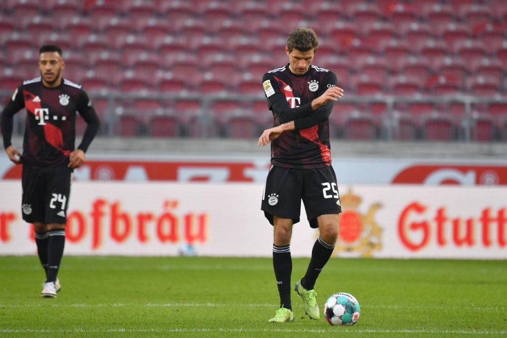 Bayern München Gegentore