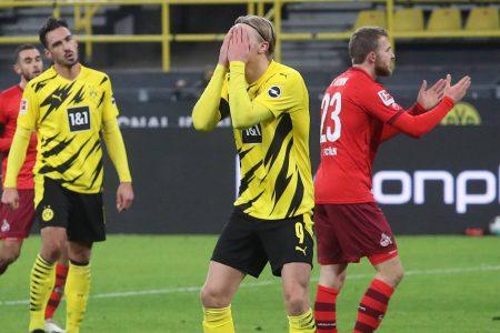 BVB Verletzung Haaland
