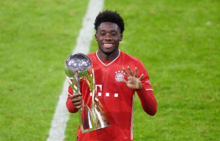 Davies, Bayern