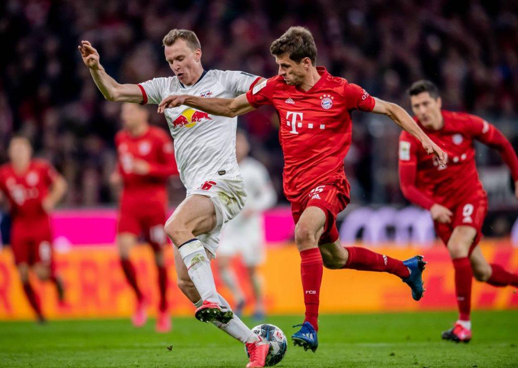 Müller, Klostermann, Leipzig, Bayern