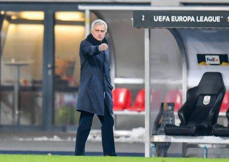 Tottenham Hotspur boss Jose Mourinho slams players motivations after his side conceded a late equaliser against LASK.