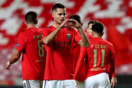 Julian Weigl BVB Benfica