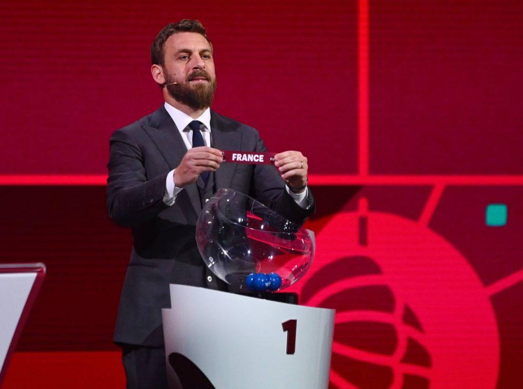 World Cup 2022 European qualifying draw