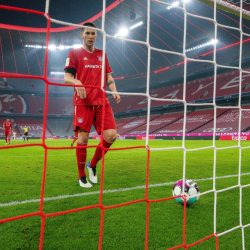 Bayern München Abwehr Bundesliga