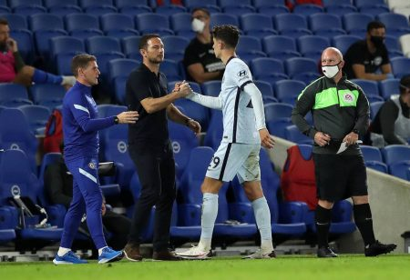 Chelsea boss Frank Lampard admits that COVID-19 impacted Kai Havertz's performance following his return to full fitness.