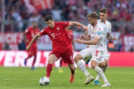 Lewandowski, Friedrich, Union, Bayern