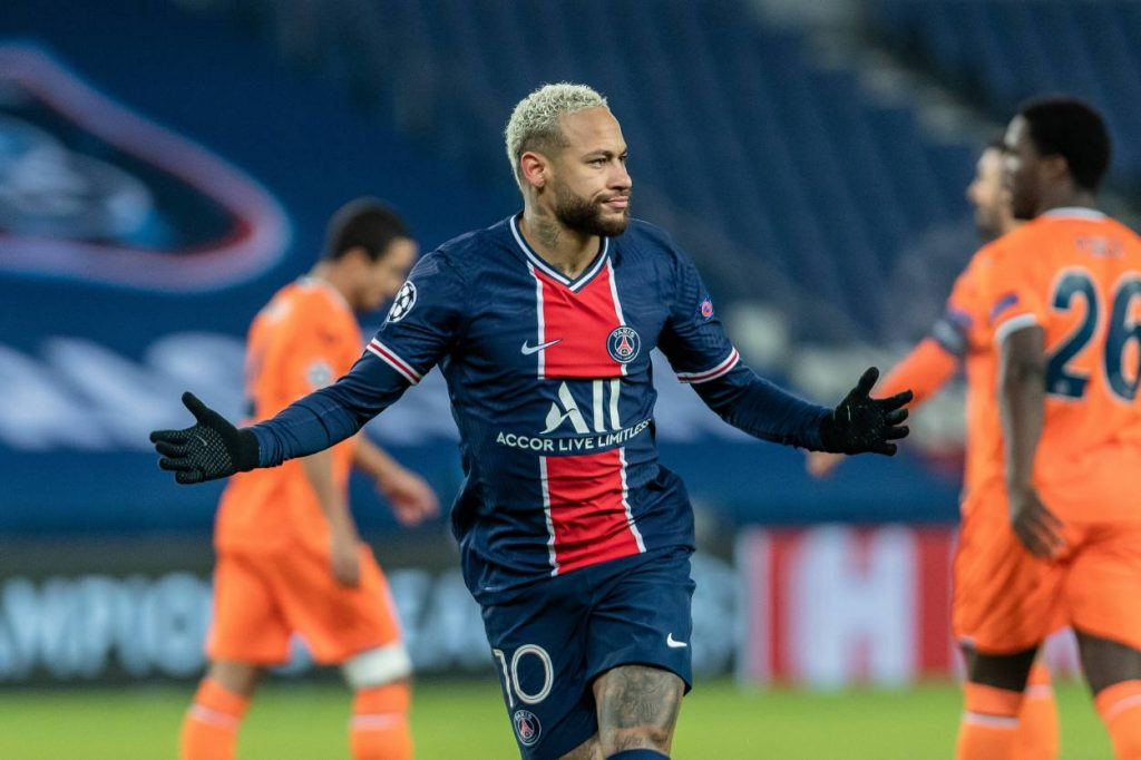 Neymar gives update on his PSG future