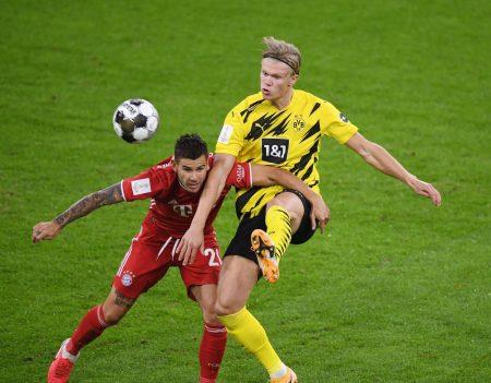 Haaland Transfer Bayern