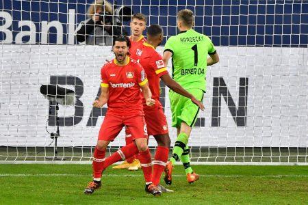 Dragovic Alaba Leverkusen Bayern