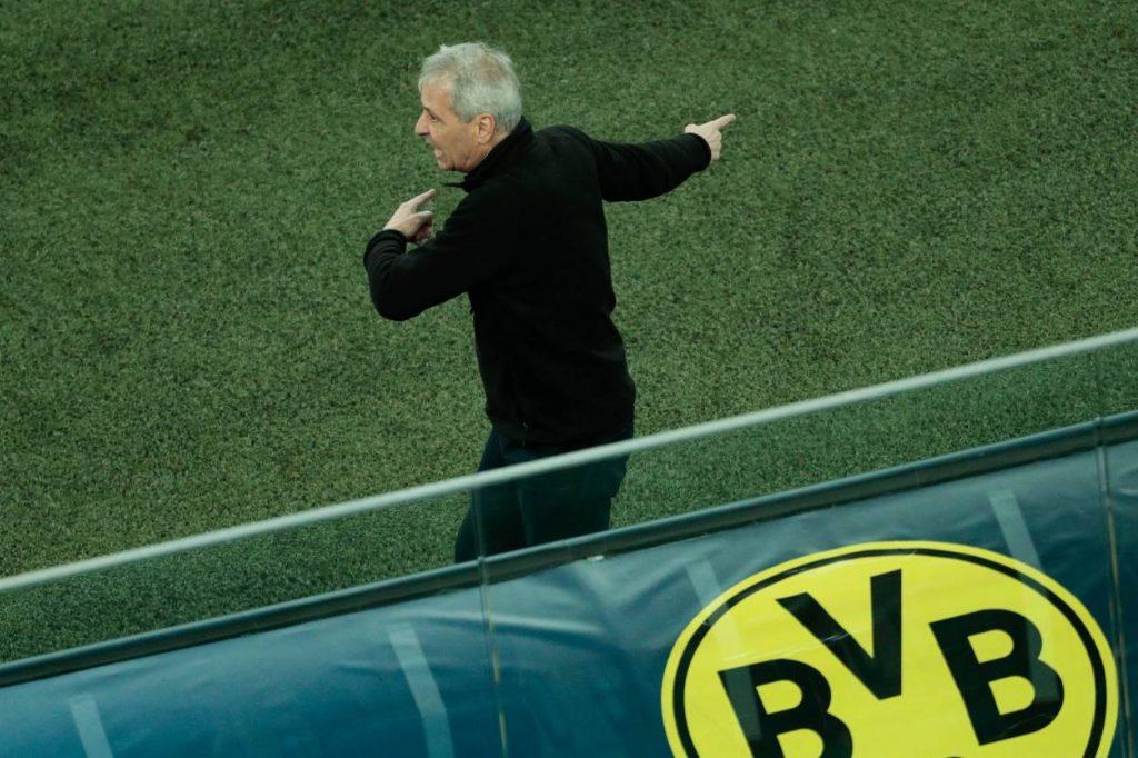 Trainerentlassung BVB