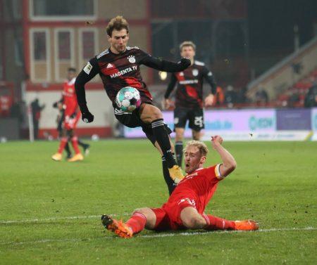 Leon Goretzka Bayern Verletzung