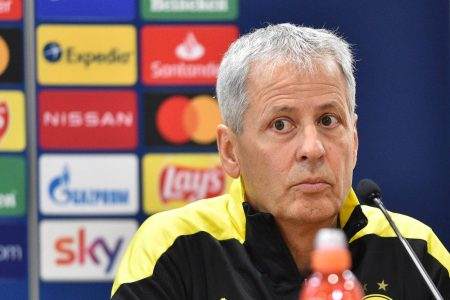 Bundesliga giants Borussia Dortmund sacked head coach Lucien Favre following a 5-1 home defeat against Stuttgart.