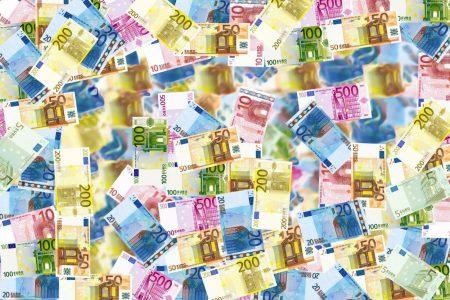 Geld, Scheine, Euro