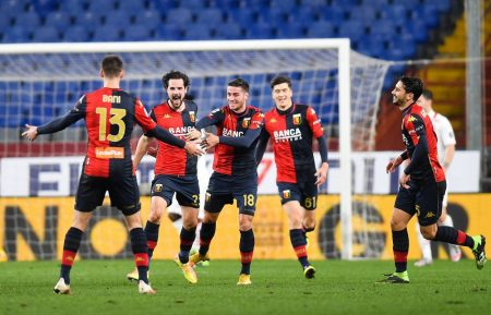 Pierre Kalulu scored a late equaliser as AC Milan rescue a point against Genoa and extend their unbeaten run in Serie A to 12 games.