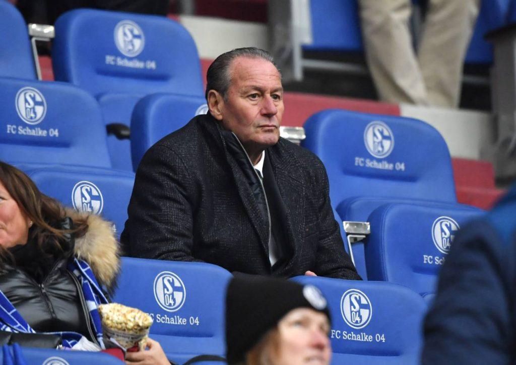 Trainerentlassung Schalke Stevens