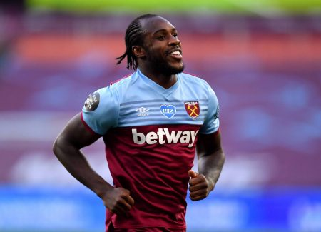 Antonio is fourth leading goal scorer for the Hammers