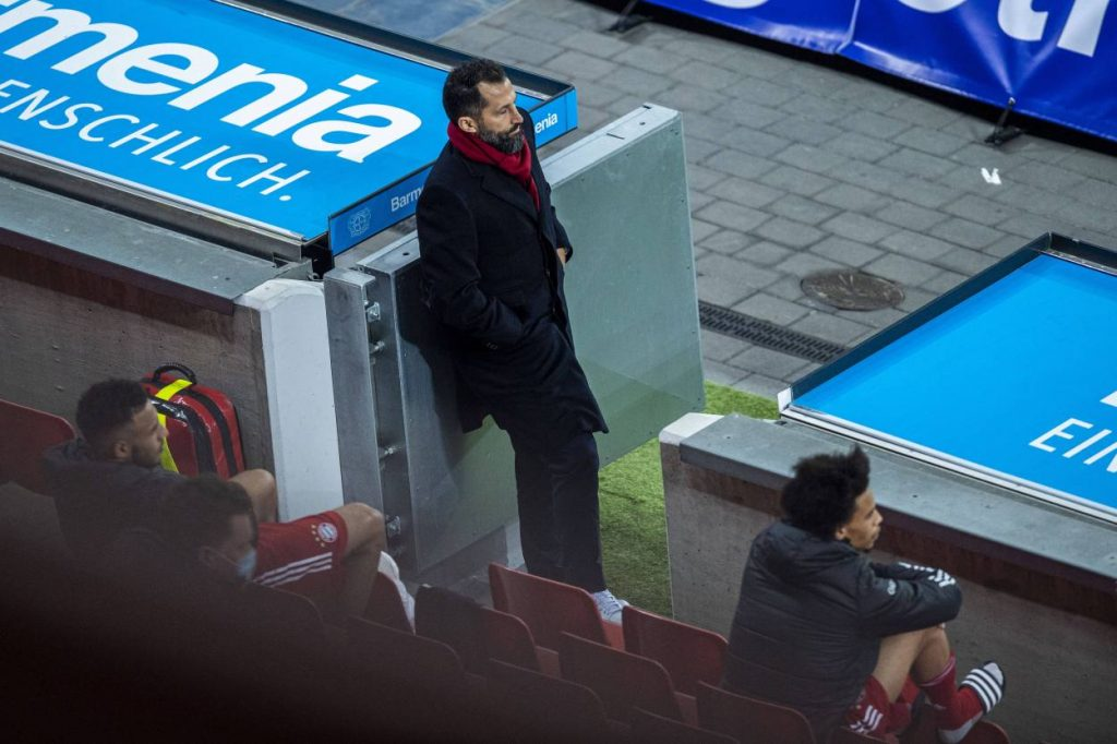 Leroy Sané Bayern Krise