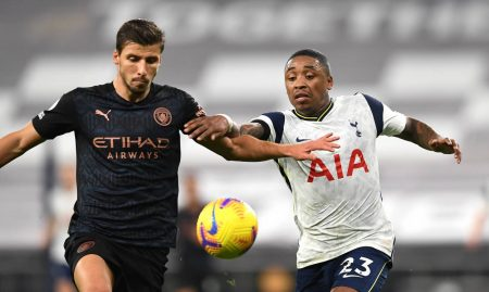 Manchester City boss Pep Guardiola claims that John Stones is an ideal defensive partner for new signing Ruben Dias.